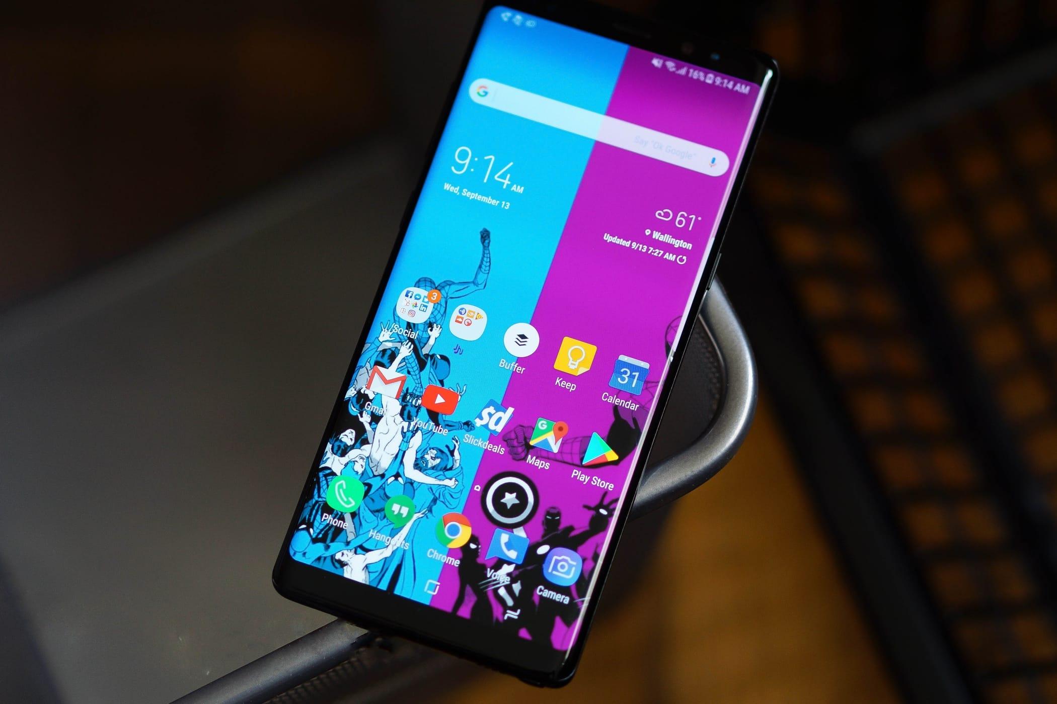 Тест Geekbench прошел новый смартфон Самсунг Galaxy A5 (2018)