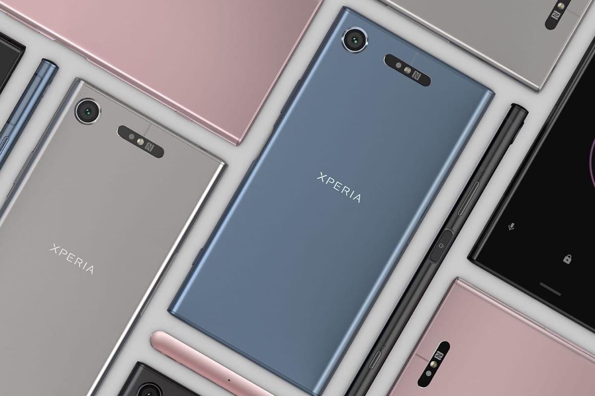 Мобильные телефоны Сони Xperia станут безрамочными к 2018-ому году