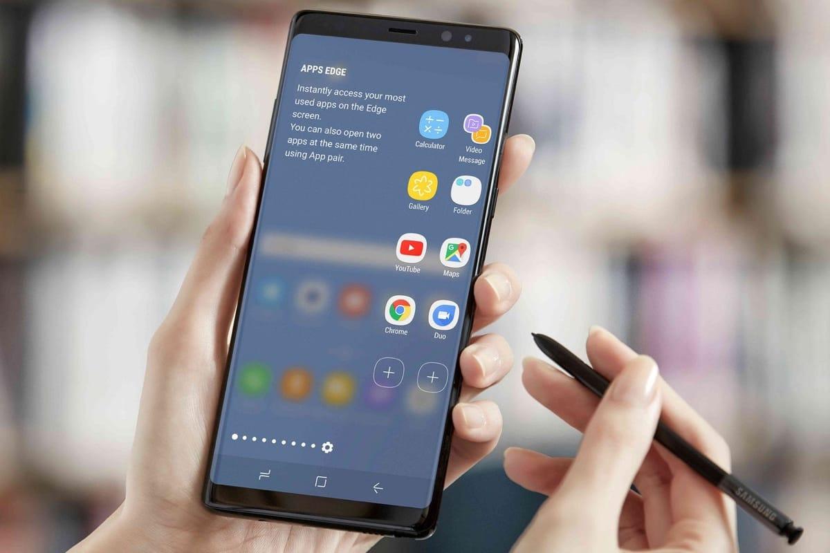 Одна из главных особенностей Samsung Galaxy Note 8 стала доступна на всех смартфонах