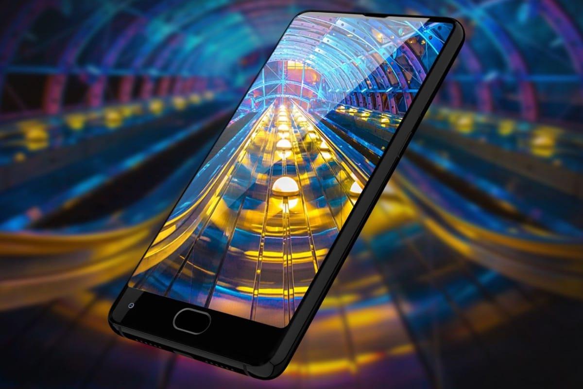 0 Анонс Uhans MX – очень дешевый безрамочный смартфон с двойной камерой