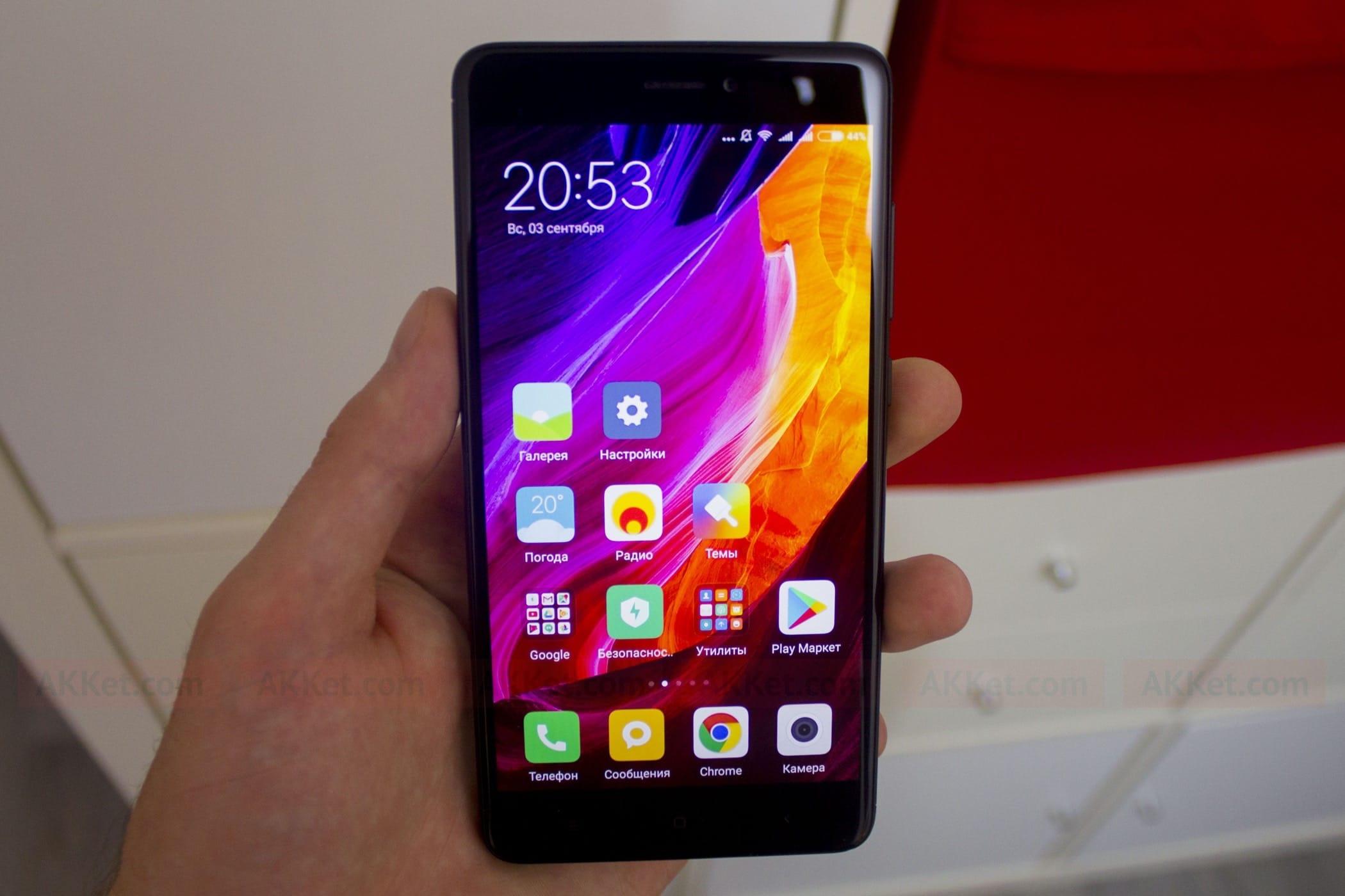 Xiaomi представила MiA1— 1-ый смартфон на андроид One