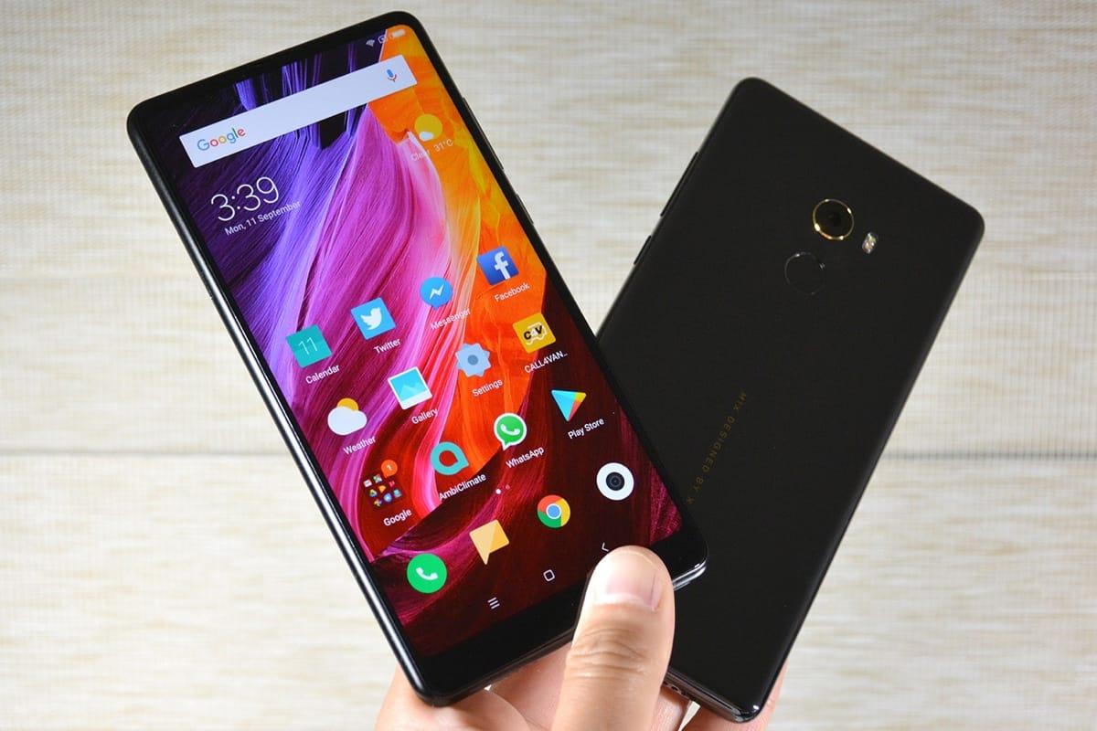 Главные особенности нового китайского смартфона Xiaomi Mi Mix 2