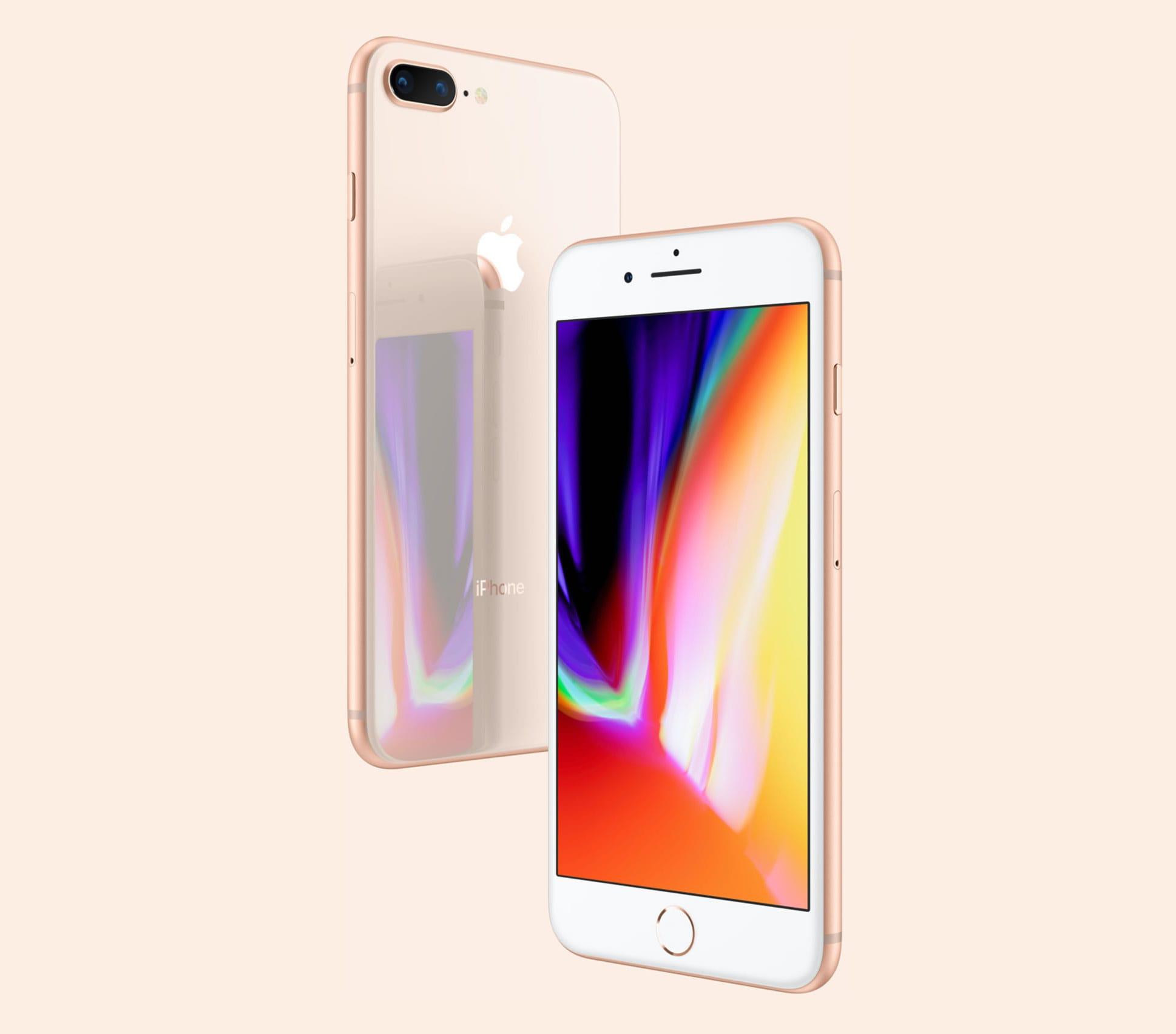 Некоторые владельцы iPhone 8 жалуются натреск вдинамике при разговорах