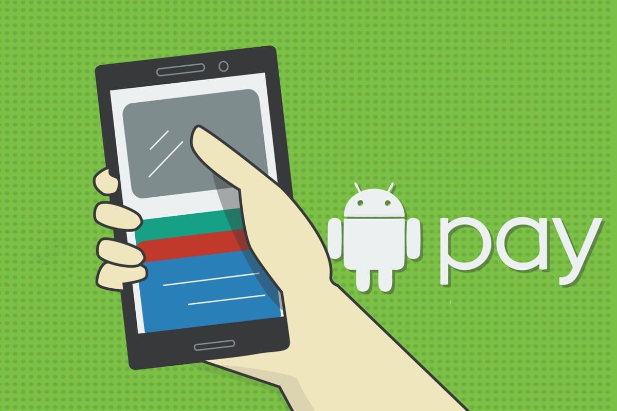 Google запустил вгосударстве Украина  сервис бесконтактной оплаты платежей при помощи  телефона
