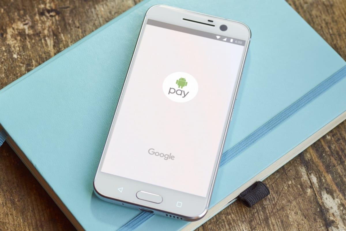 Андроид  Pay заработал вУкраинском государстве