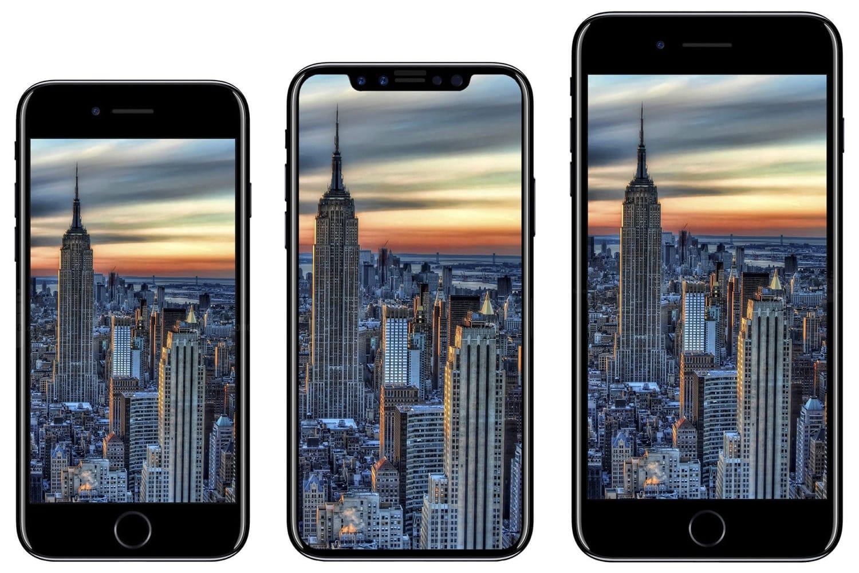Apple откажется отдатчика отпечатка пальца вовсех будущих iPhone