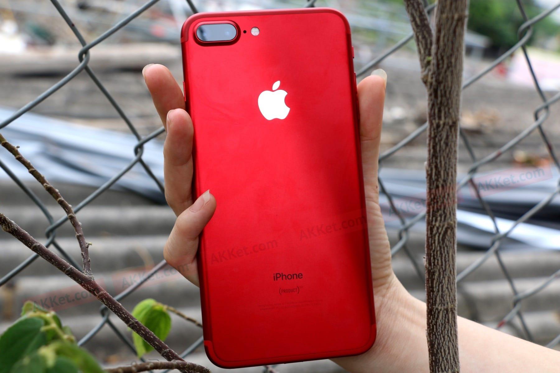 Айфон красного цвета фото невозможно