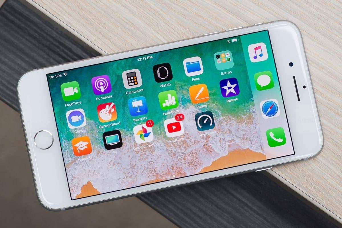 Apple начала расследование случаев вздутия аккумулятора вiPhone 8 Plus