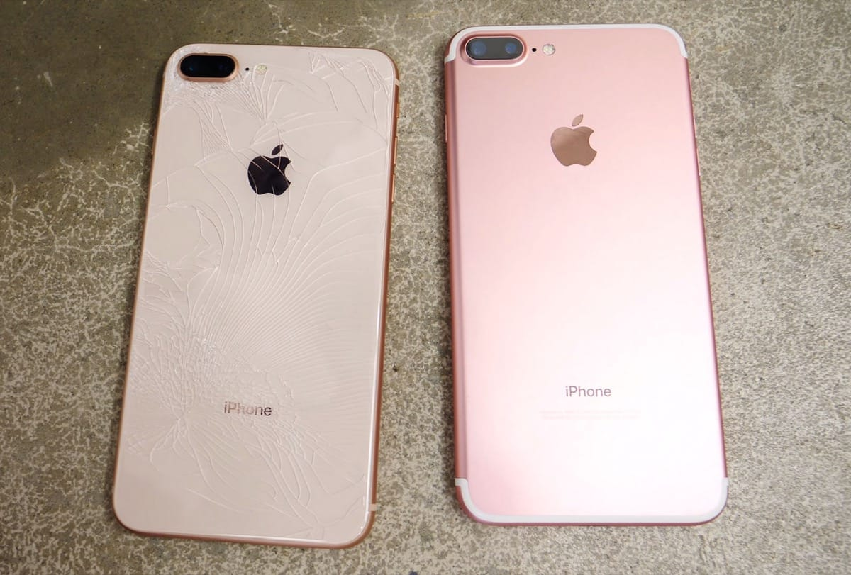 Юзеры пожаловались наразбитые стекла вновых iPhone