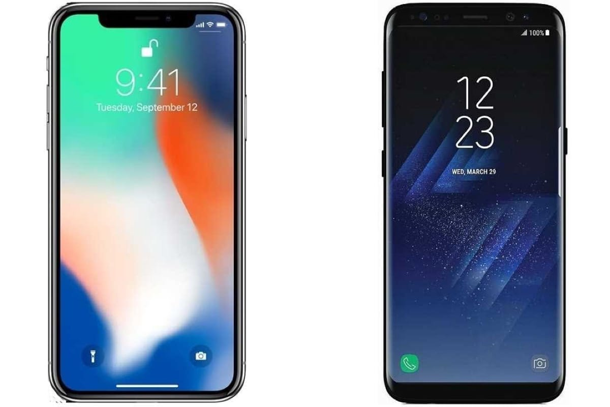Самсунг  заработает надеталях для iPhone Xбольше, чем наGalaxy S8