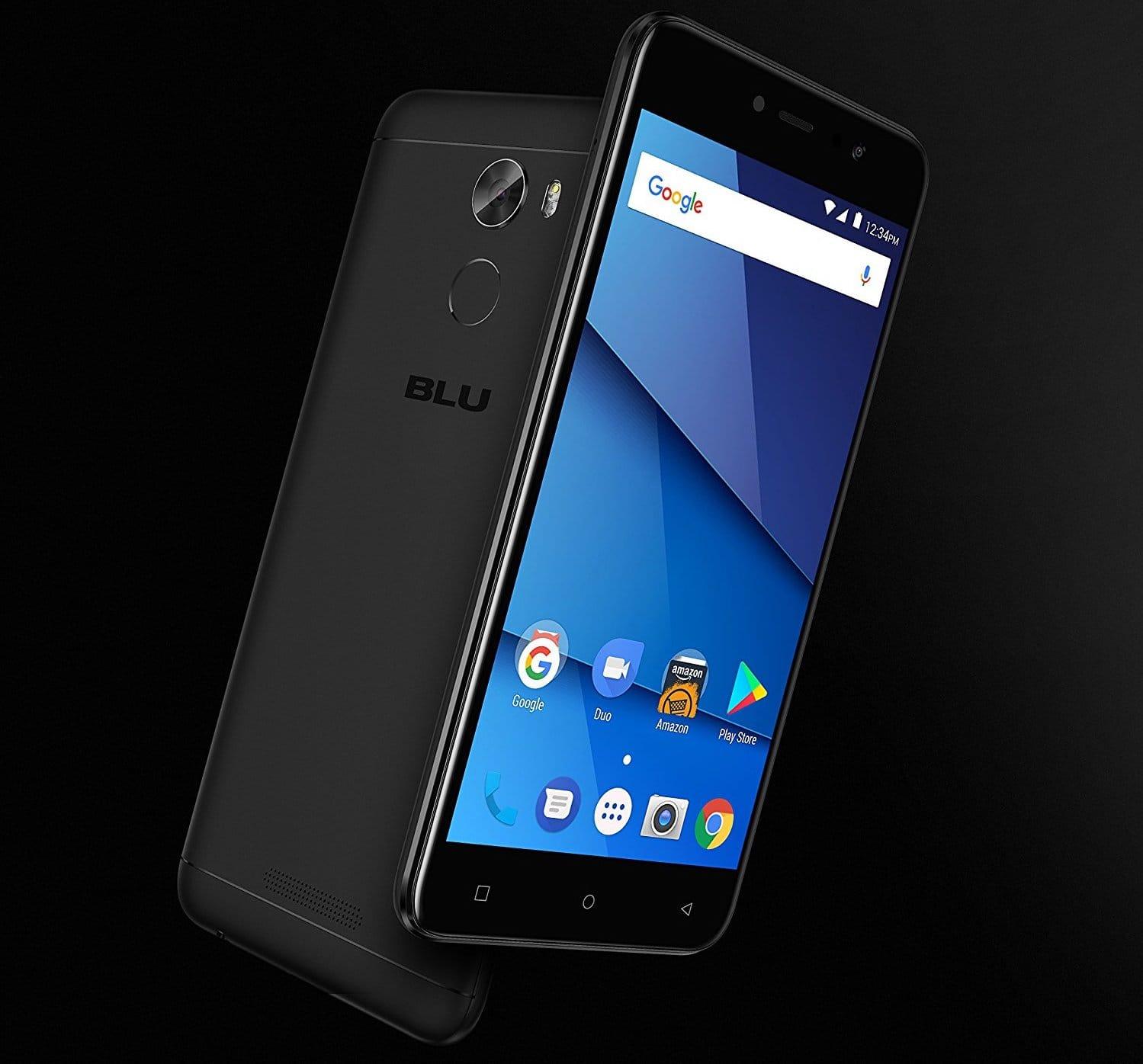 Селфи смартфон BLU VIVO 8L поступил напродажу