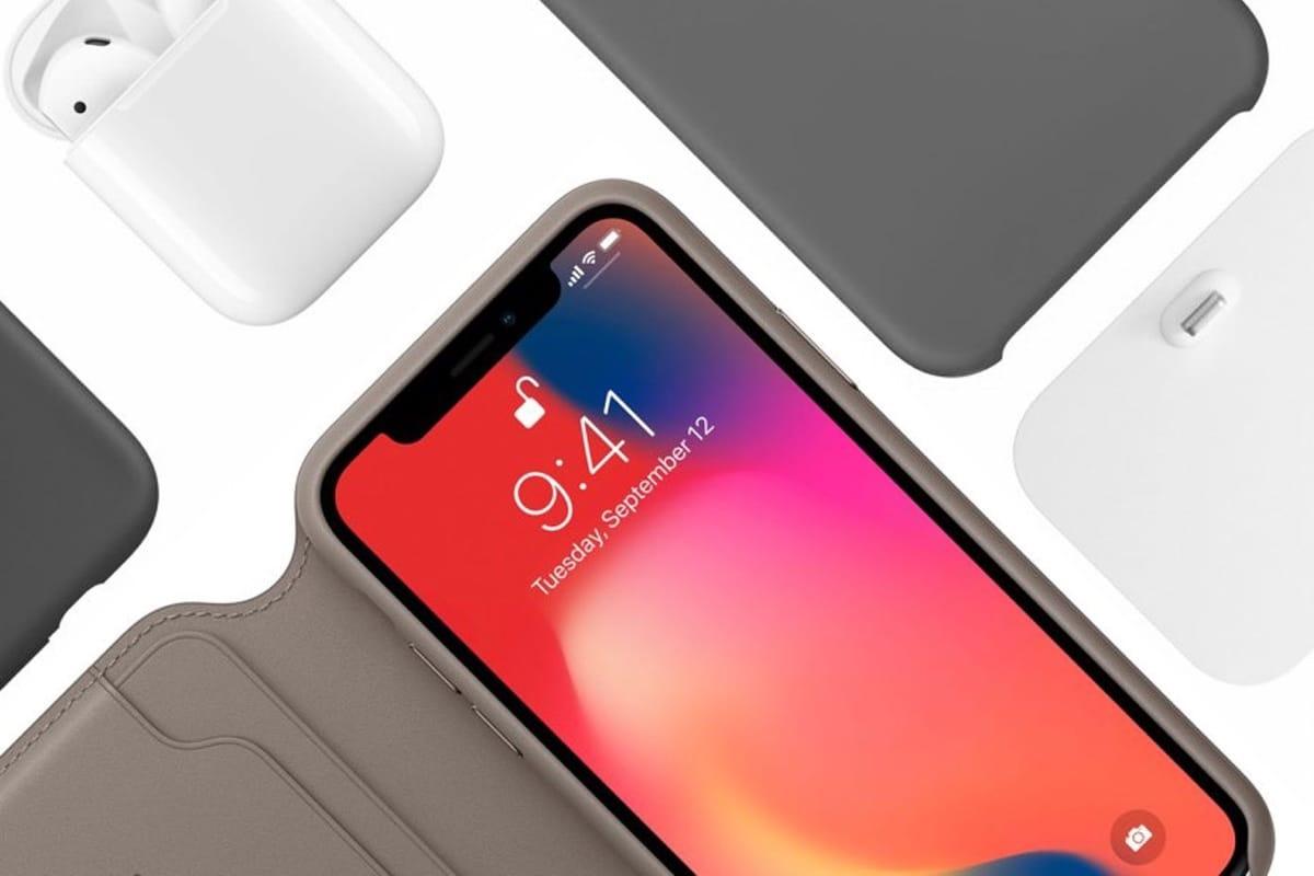 Чехол для нового iPhone Xобойдется пользователям в7500 руб.