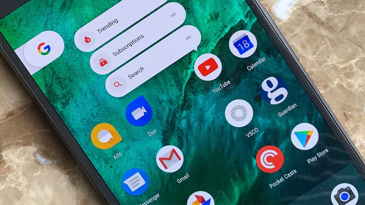 На все Android-смартфоны теперь можно установить живые обои