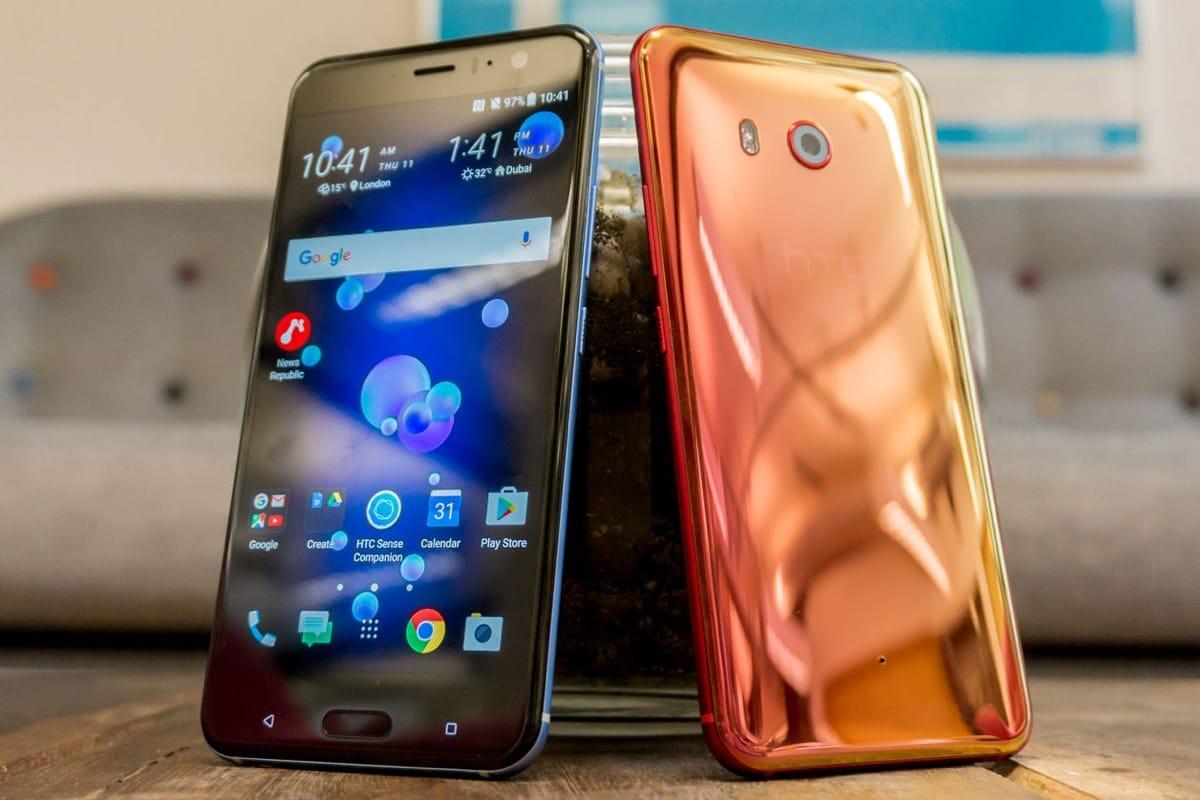 HTC U11 Plus будет первым флагманом спрозрачным корпусом
