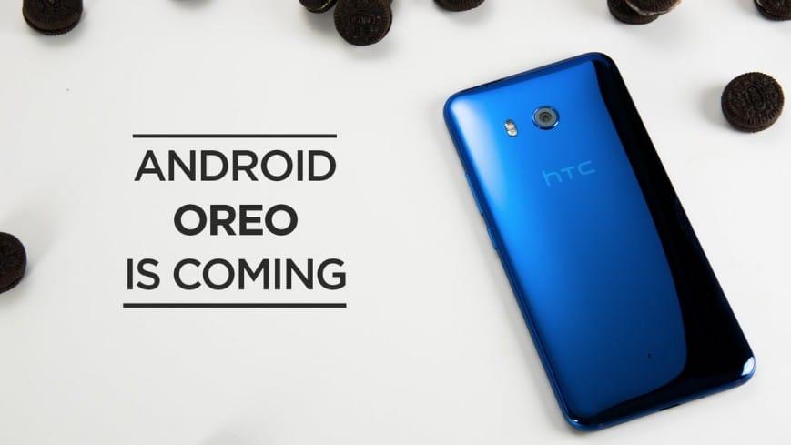 HTC U11 Plus иU11 Life появились навидео