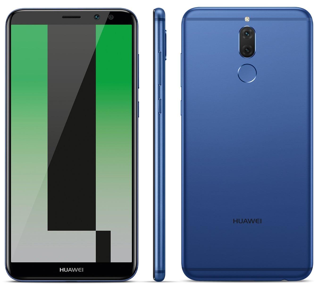Huawei представил флагманские мобильные телефоны  Mate 10 иMate 10 Pro