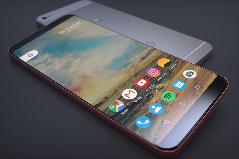 Huawei Mate 10 Pro— многообещающий смартфон наофициальном изображении