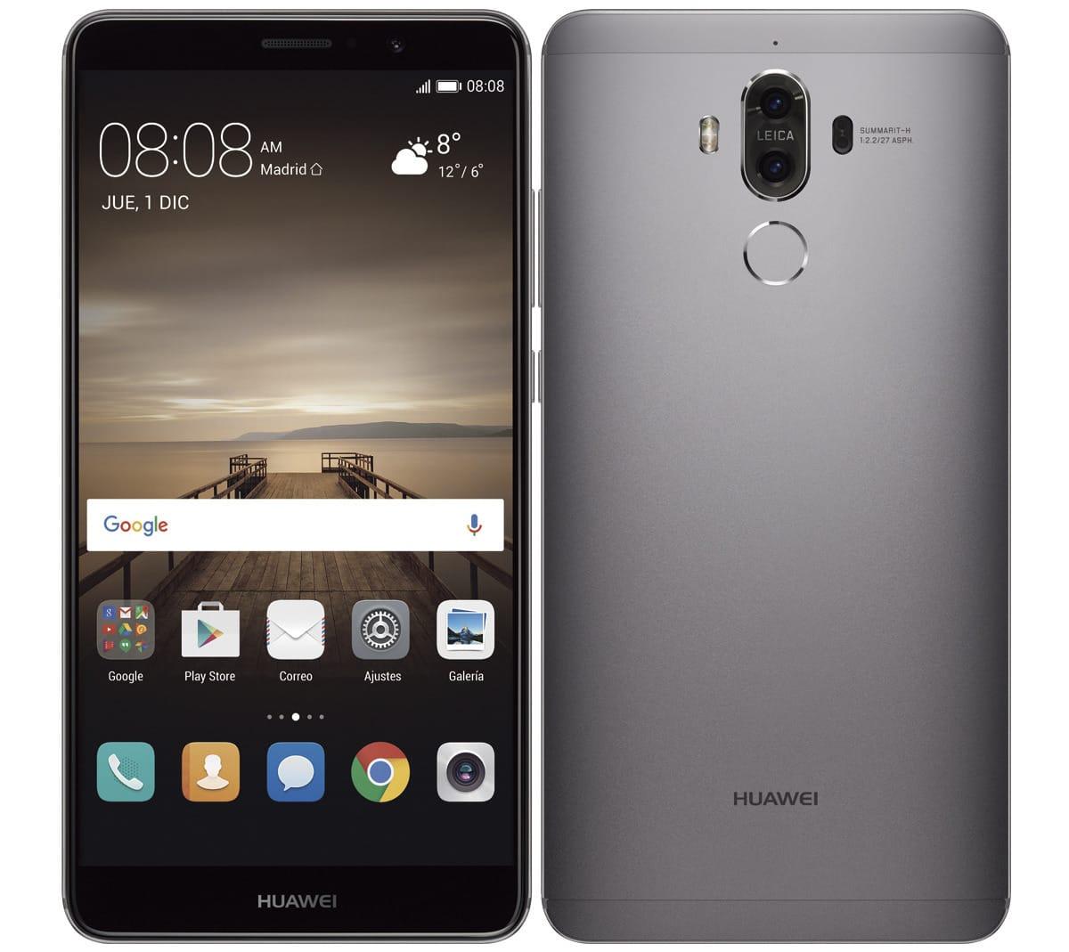 Huawei Mate 10 Pro выйдет 16октября