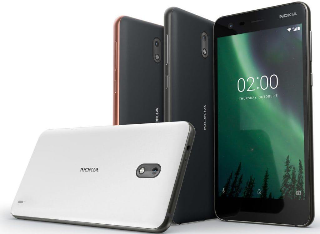 Nokia 2 – самый доступный смартфон с рекордной автономностью