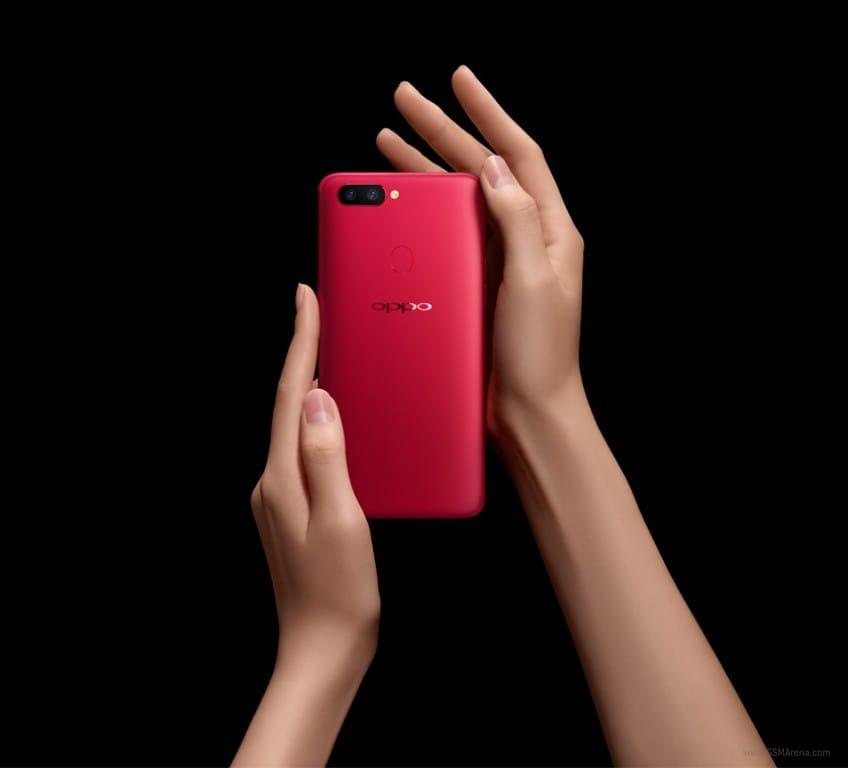 Состоялась официальная презентация безрамочного телефона Oppo F5