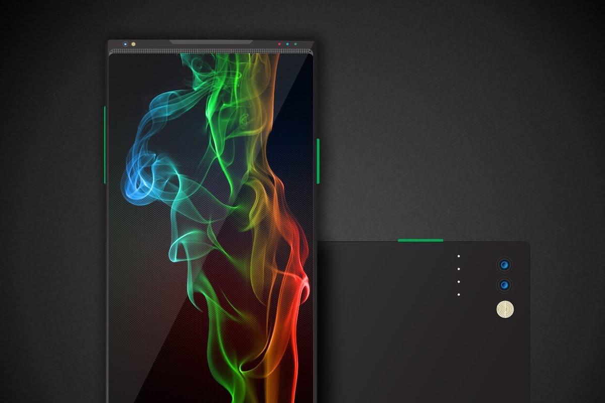 Смартфон Razer показался на«живом» фото