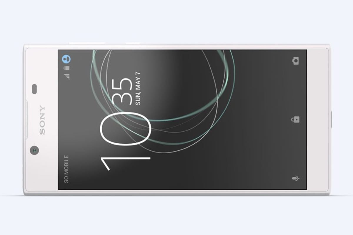 Сони  представила мобильные телефоны  среднего класса Xperia R1 иXperia R1 Plus