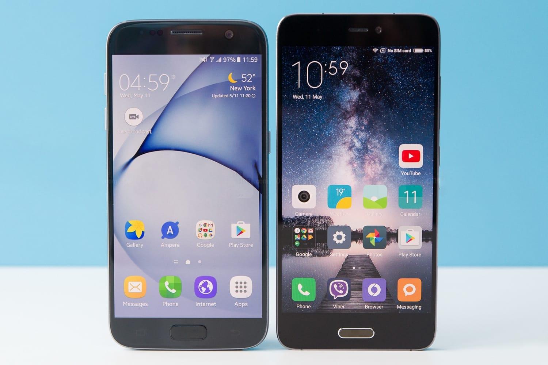 0<br /> Топ-10 самых популярных смартфонов в середине октября 2017 года