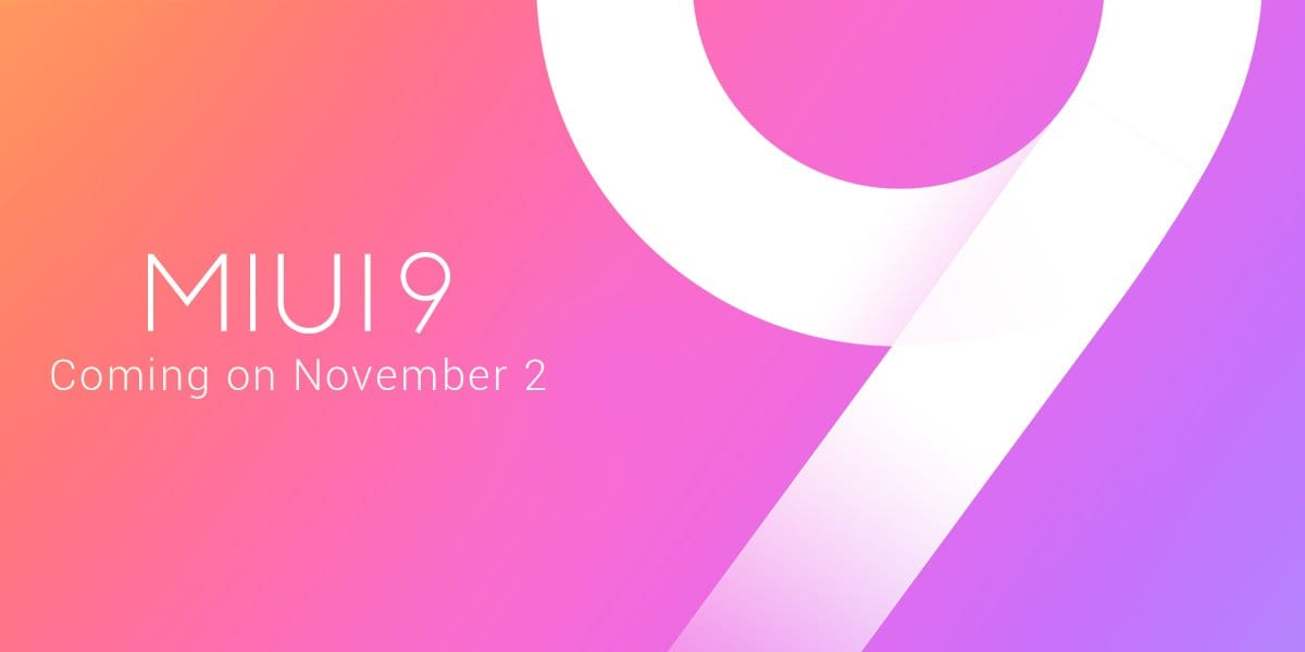 Xiaomi Mi6 иMiMax 2 начали получать MIUI 9