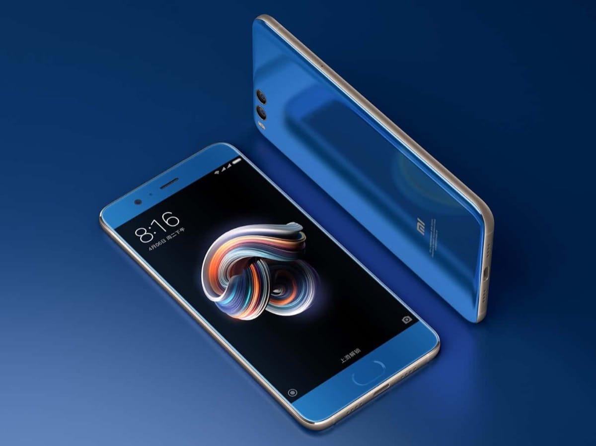 Компания Xiaomi резко снизила стоимость своего девайса MiNote 3