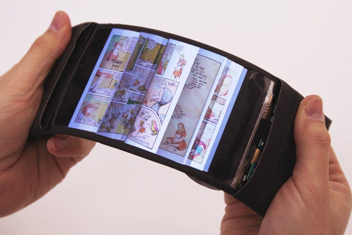 В 2020г появится 1-ый гибкий iPhone