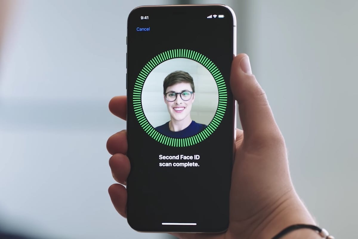 Как максимально быстро разблокировать iPhone X