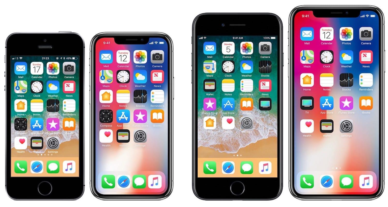 Новый iPhone SE, который покажут в следующем 2018г , повергнет всех вшок