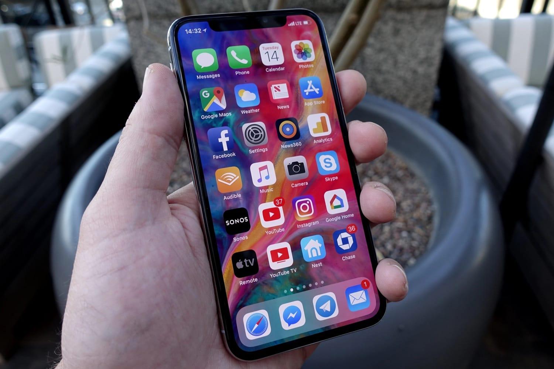 IPhone Xбольше небудет выключать нахолоде