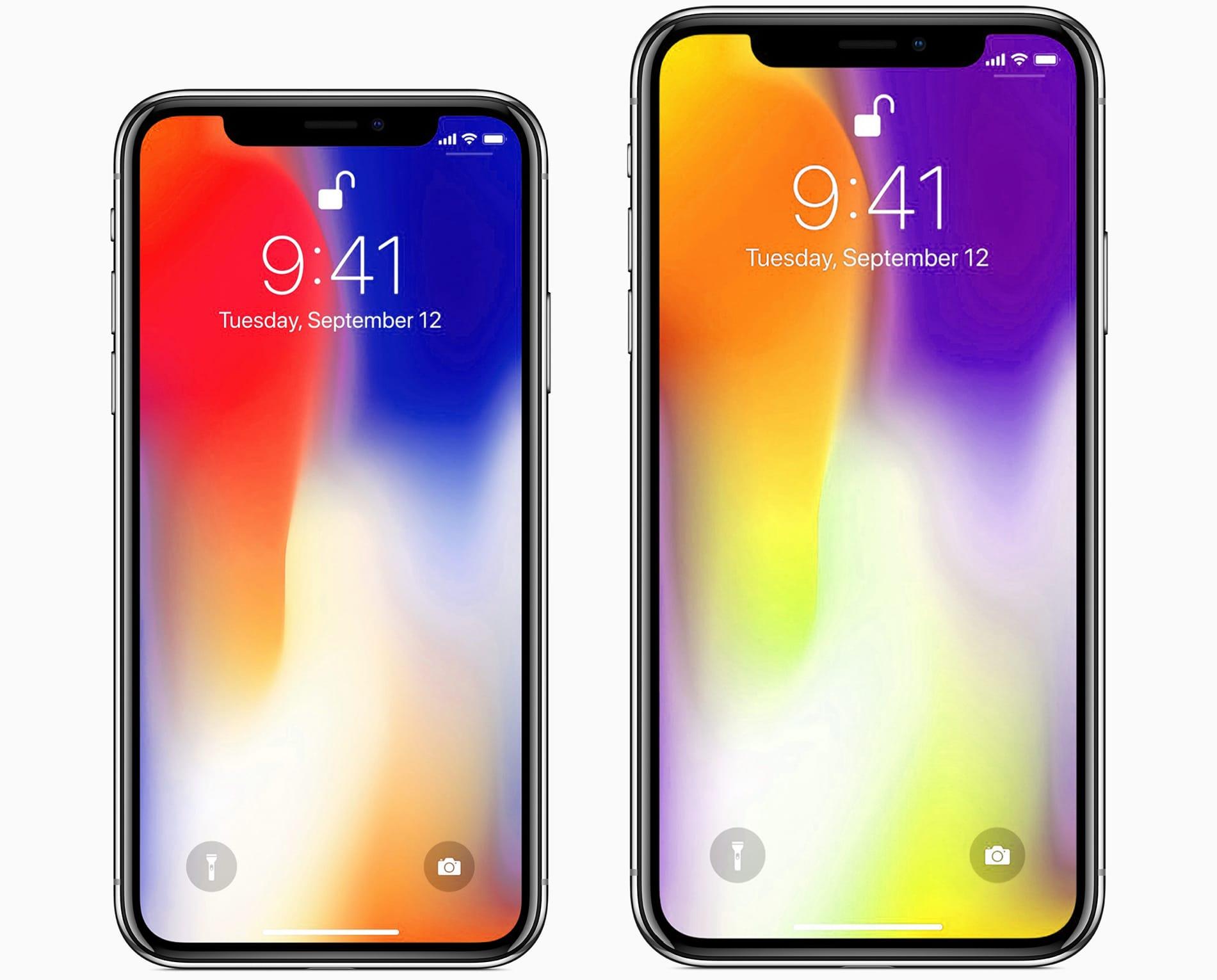 Apple выпустит 6,5-дюймовый iPhone XPlus в наступающем году