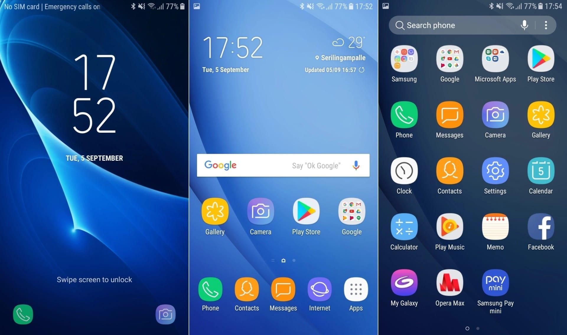 Смартфон Самсунг Galaxy S6 получит свежуюОС андроид Oreo