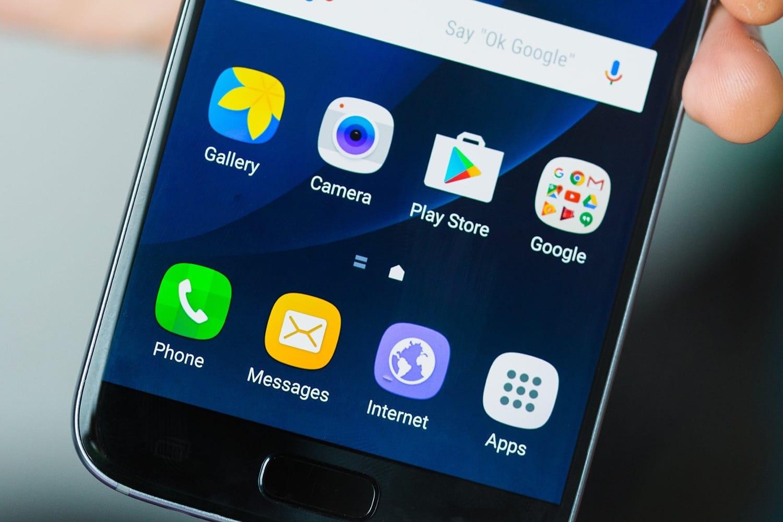 Самсунг Galaxy S6 обновят до андроид Oreo