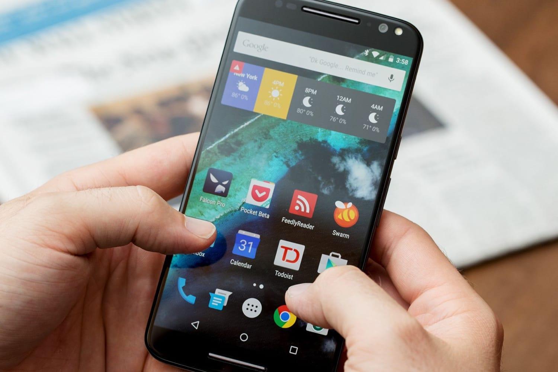 Android смартфон за своими руками