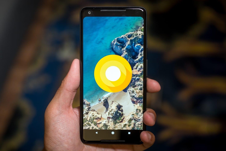 Обновление андроид активирует «секретный» чип в телефоне Pixel 2