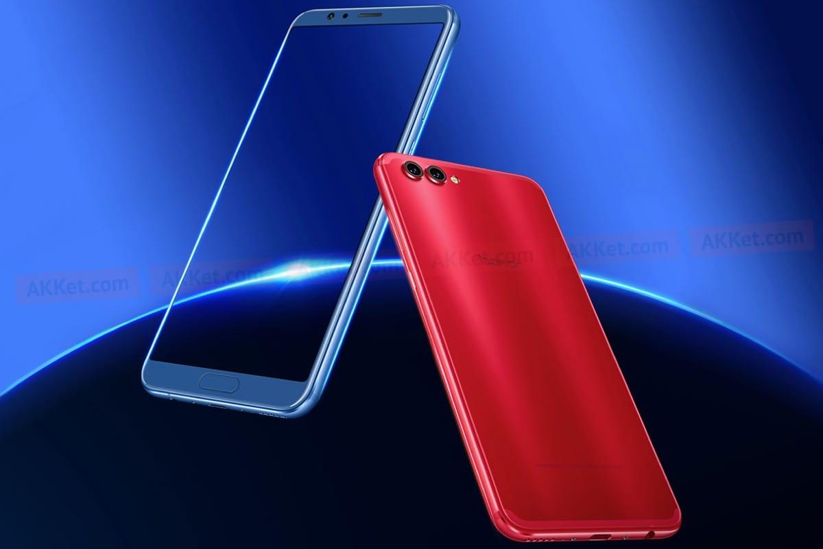 1 Анонс Huawei Honor V10 – красивый безрамочный флагман с двойной камерой на Android 8.0 Ore