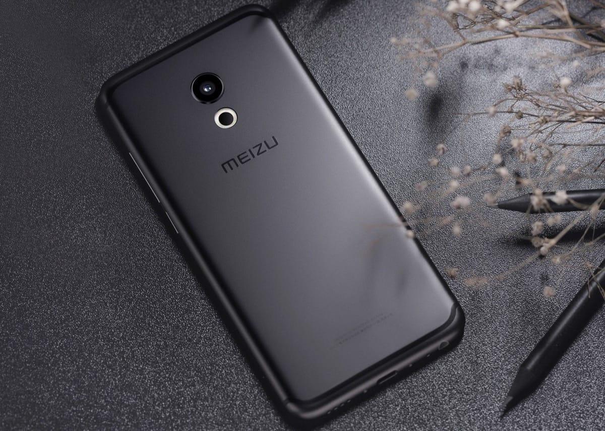 Meizu готовит 1-ый смартфон сразрешением экрана 18:9