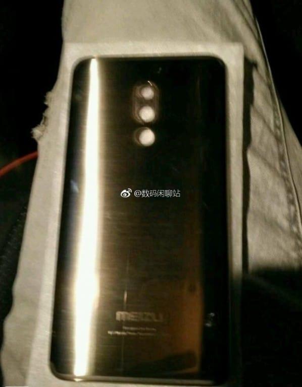Meizu выпустит 1-ый смартфон сразрешением экрана 18:9