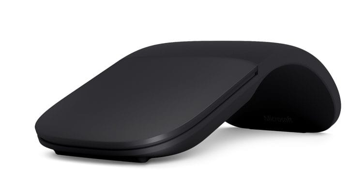 В РФ представили изгибающуюся мышь Surface Arc отMicrosoft