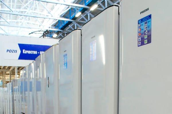 Поющие холодильники начало выпускать военное предприятие в РФ