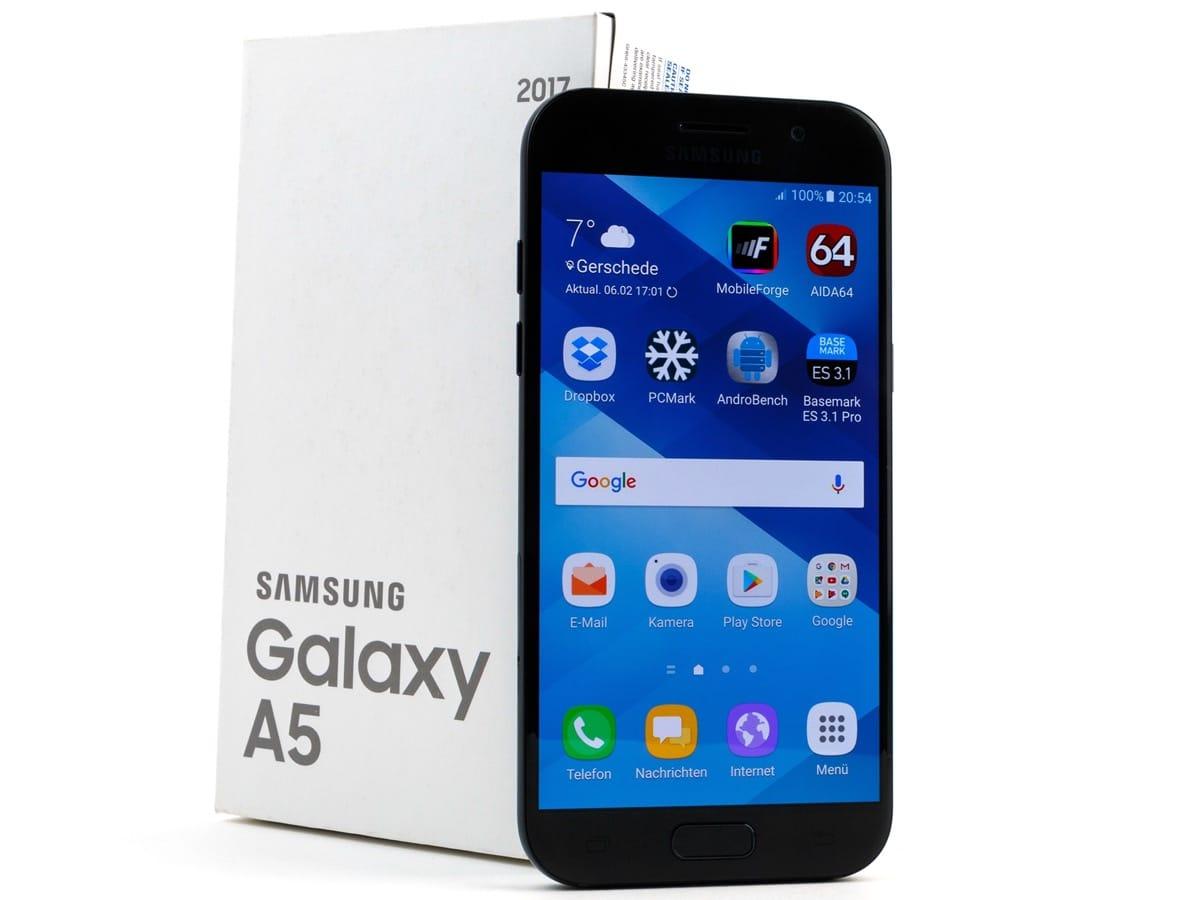 Существование телефона  Самсунг  Galaxy A5 (2018) официально доказано