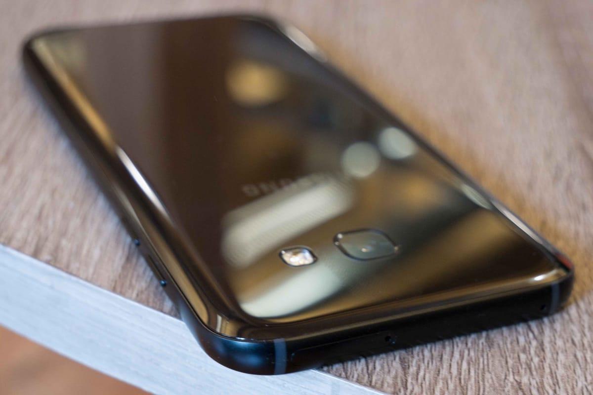 3D-модель Самсунг  Galaxy S9 утекла вСеть
