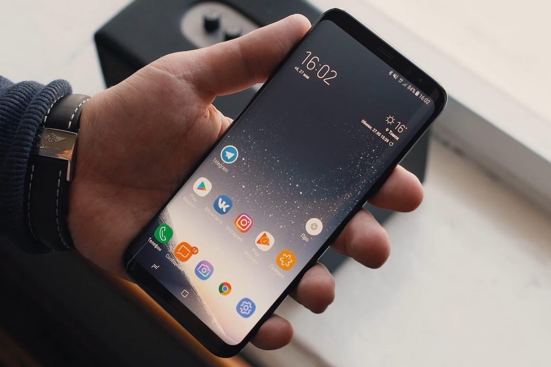Анонсирован чипсет для флагманских телефонов  Самсунг  2018 года
