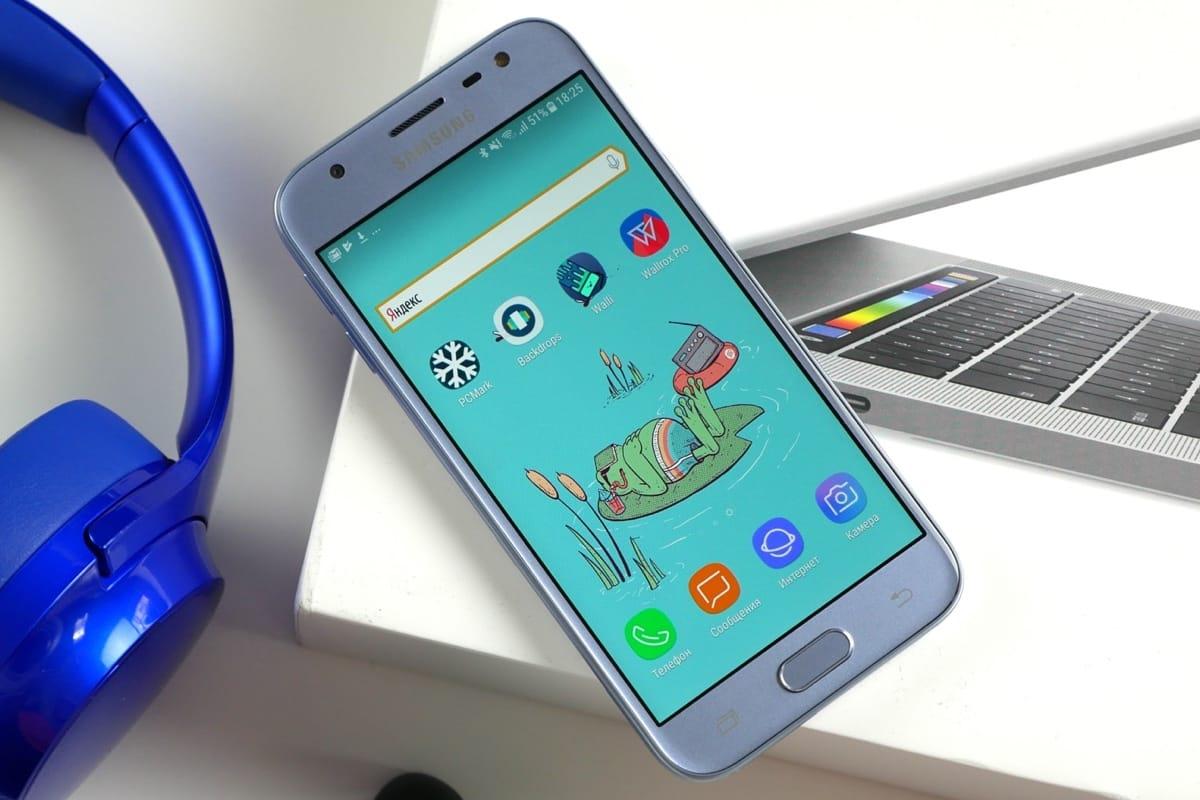 Самсунг Galaxy A5 (2018) иA7 (2018) получат Exynos 7885