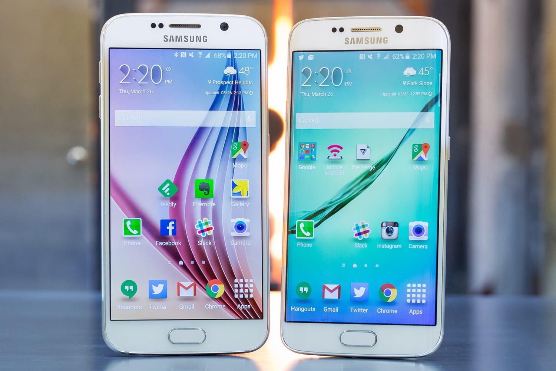 Самсунг Galaxy S6 получит андроид Oreo
