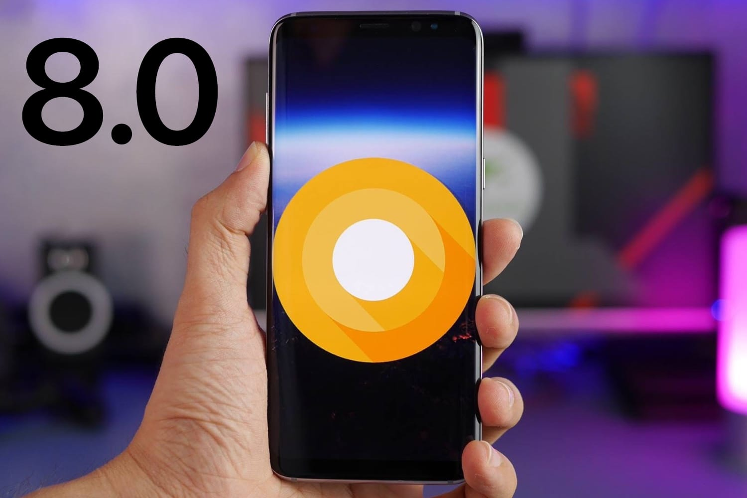 Игры на Samsung Galaxy S8 - top-android.org