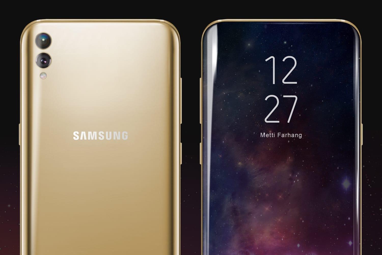 3D-модели нового Самсунг  Galaxy S9 попали винтернет